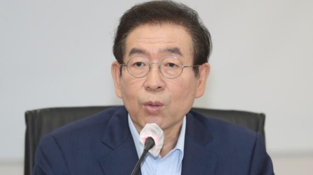 서울시장 박원순